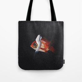 this is water Tote Bag