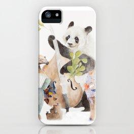 My Gypsy Jazz iPhone Case