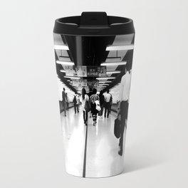 Underground [Black & White] Travel Mug