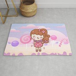Princess Candy Rug