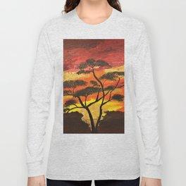 Goodnight Africa Long Sleeve T-shirt