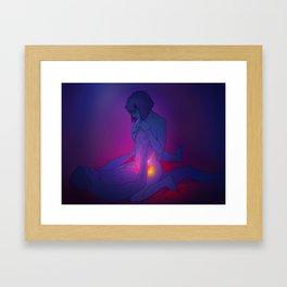 Erotic 1 Framed Art Print