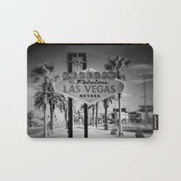 Welcome To Vegas Sign Series IV Carry-All Pouch