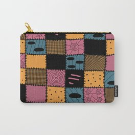 Nightmare Sally inspired pattern Carry-All Pouch
