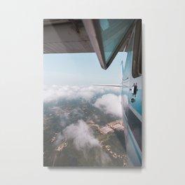 Nice day to fly Metal Print