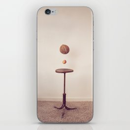 The Coconut Shy iPhone Skin