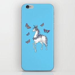 Cute Unicorn iPhone Skin