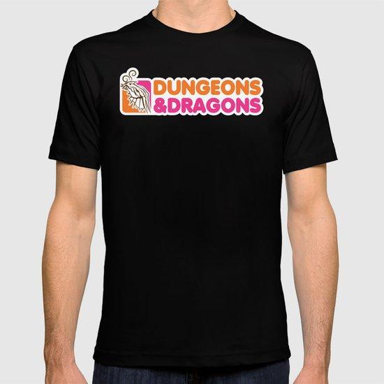 D&D All Nighter T-shirt