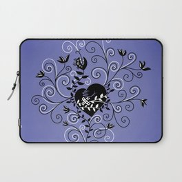 Mended Broken Heart Laptop Sleeve