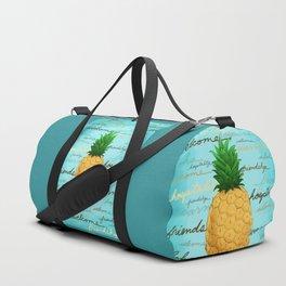 Aloha Pineapple! Duffle Bag