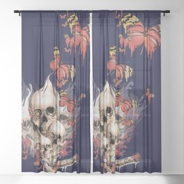 Evolution of Youth Sheer Curtain