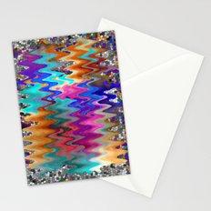 Zig Zag Stationery Cards