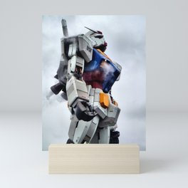 Gundam Pride Mini Art Print