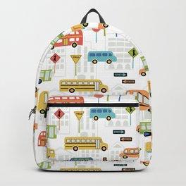 Bus Stop Backpack