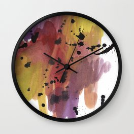 guilt Wall Clock