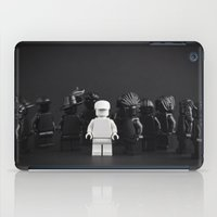 depression iPad Cases featuring Depression by InkBlot