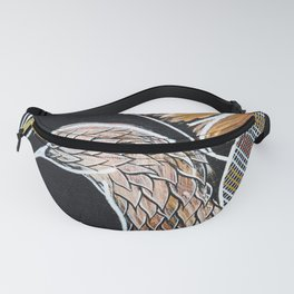 wEDGETAILEAGLE Fanny Pack
