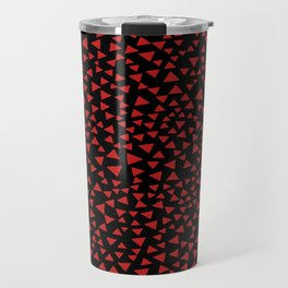 RED TRI Travel Mug