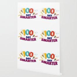 Happy 100th Day Of School 100 Days Smarter Wallpaper