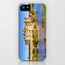 Leeds Castle iPhone Case