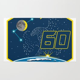 Expedition 60: Tribute to Apollo 11 Rug