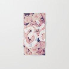 OM: Breath of Floral Hand & Bath Towel