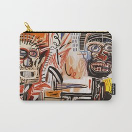 A vectorized 70s famous pop art Carry-All Pouch
