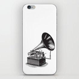 oldie-II iPhone Skin