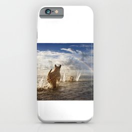 Lucky Dog 2. iPhone Case