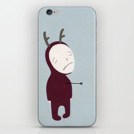 No worry, it's just a game iPhone Skin