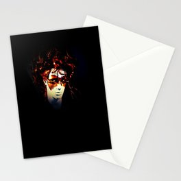 the head on dzat  Stationery Cards