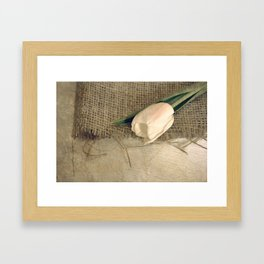 THE SIMPLE THINGS #2 Framed Art Print