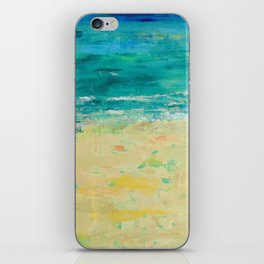 Get to the Beach! iPhone Skin