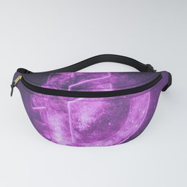 Turkish Lira Symbol. Turkish Lira Sign. Monetary currency symbol. Abstract night sky background. Fanny Pack