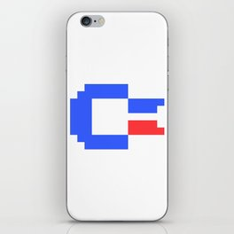 Pixel C64 iPhone Skin