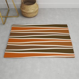Cocoa Game Board Rug