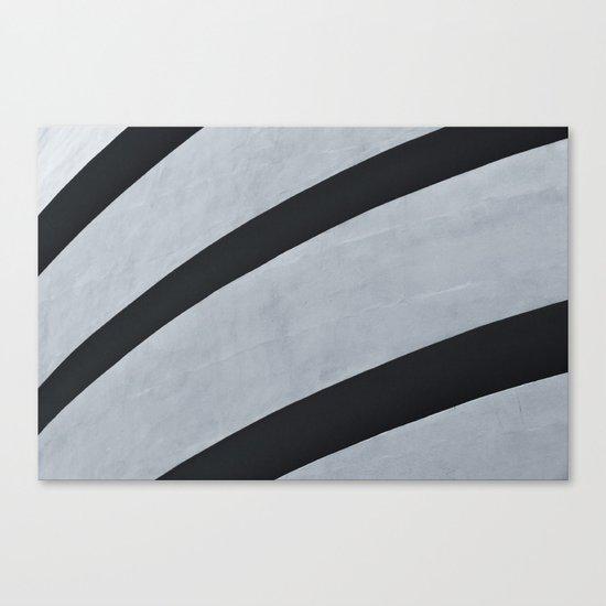 Guggenheim Abstract Canvas Print