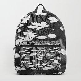 Escher- Three Worlds Backpack