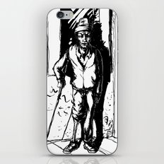 O Super Mendigo iPhone & iPod Skin