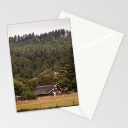 Little Barn House Stationery Cards