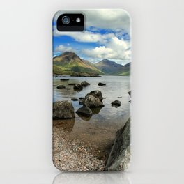 The Lake District iPhone Case