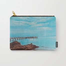 cowes pier Carry-All Pouch