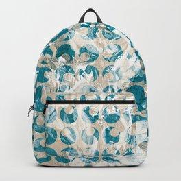 New Tendances light marble Backpack
