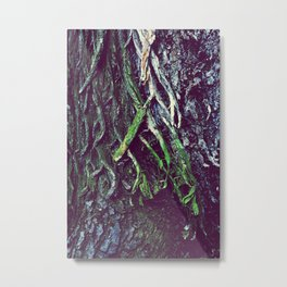 art of the tree Metal Print