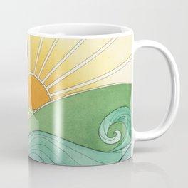 Westcoast Orca Coffee Mug