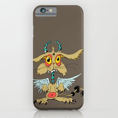Evil Flying Feline Jackalope  Slim Case iPhone 6s