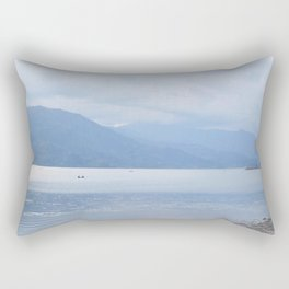 Phewa Lake Rectangular Pillow