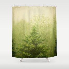 Creating Myself Shower Curtain