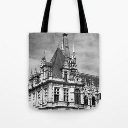 Benedictine Palace 5b Tote Bag