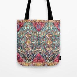 Oriental Heritage Moroccan Carpet Style Tote Bag